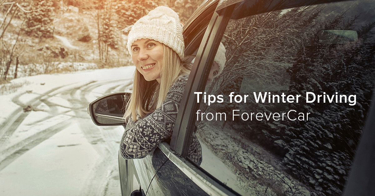 Tips for Winter Driving from ForeverCar